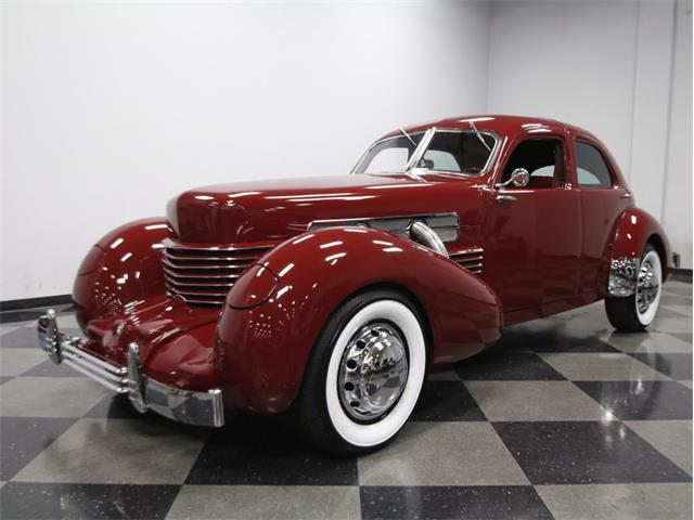 1937 Cord Westchester | 887433