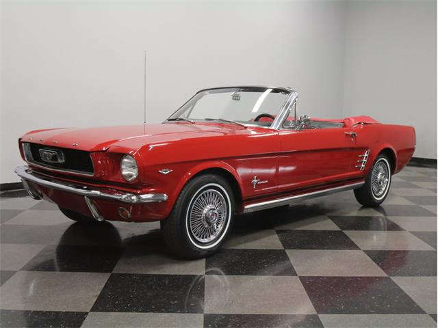 1966 Ford Mustang | 887437