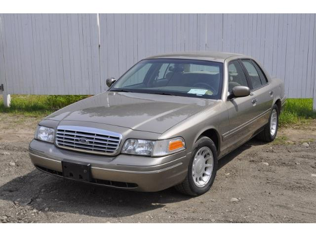 2001 Ford Crown Victoria | 887445