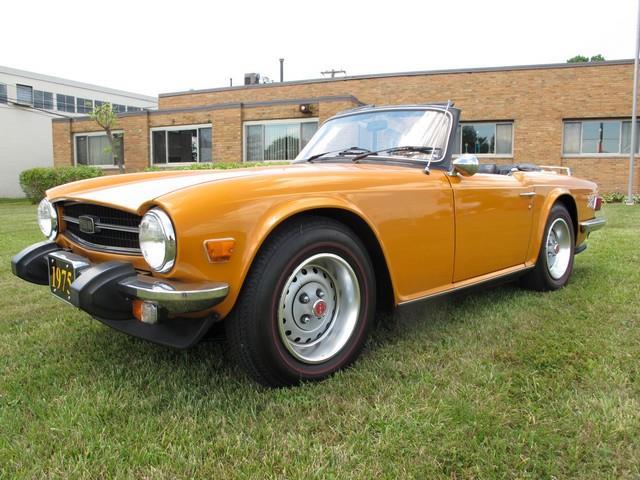 1975 Triumph TR6 | 887454