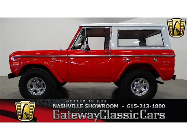 1973 Ford Bronco | 887457
