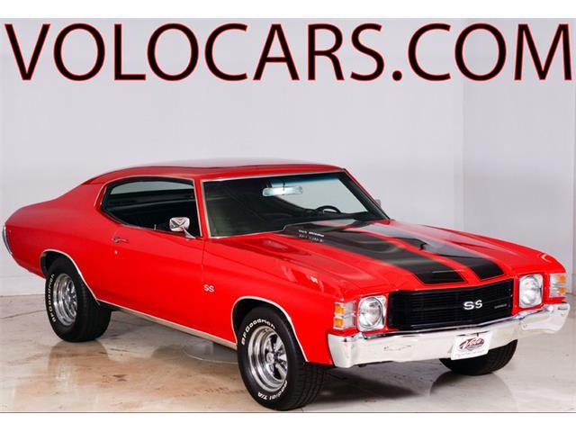 1971 Chevrolet Chevelle | 887458