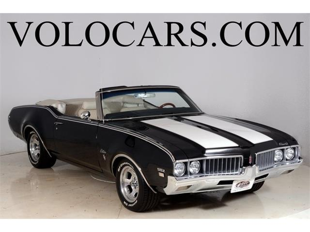 1969 Oldsmobile Cutlass Supreme | 887462