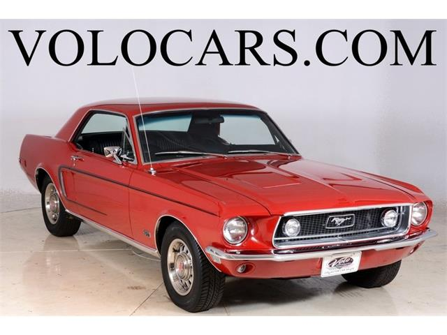 1968 Ford Mustang GT | 887465
