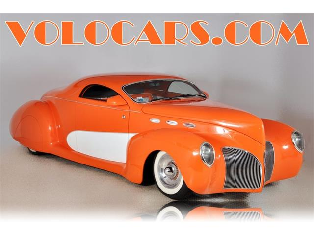 1939 Lincoln Zephyr | 887466