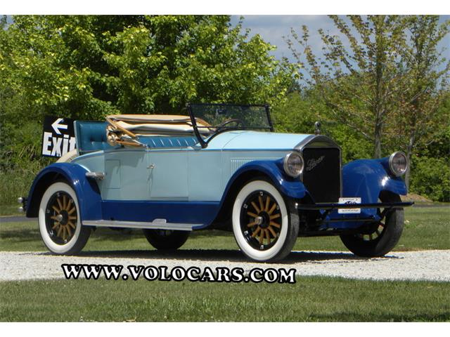 1926 Pierce Arrow Series 80 Rumble Seat Roadster | 887467