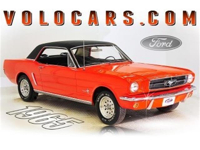 1965 Ford Mustang | 887472