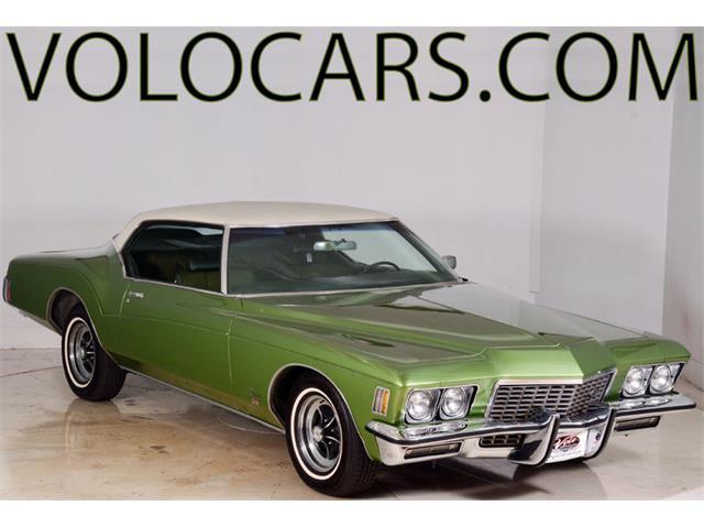 1972 Buick Riviera | 887473