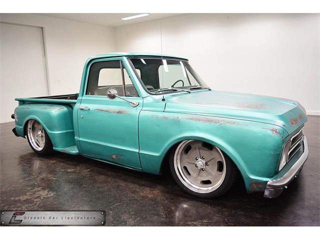 1967 Chevrolet C/K 10 | 887479