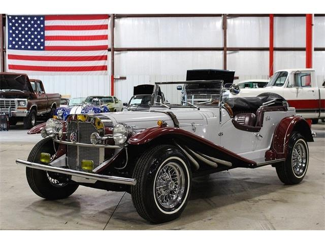 1929 Mercedes-Benz SSK | 887482