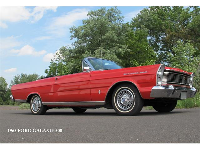 1965 Ford Galaxie 500 | 887486