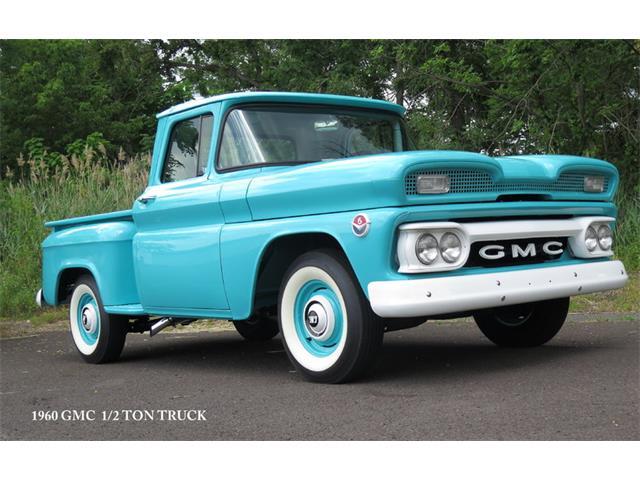 1960 GMC 1/2 Ton Pickup | 887488