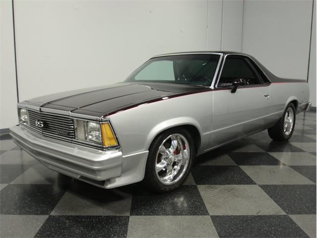 1981 Chevrolet El Camino SS | 887490