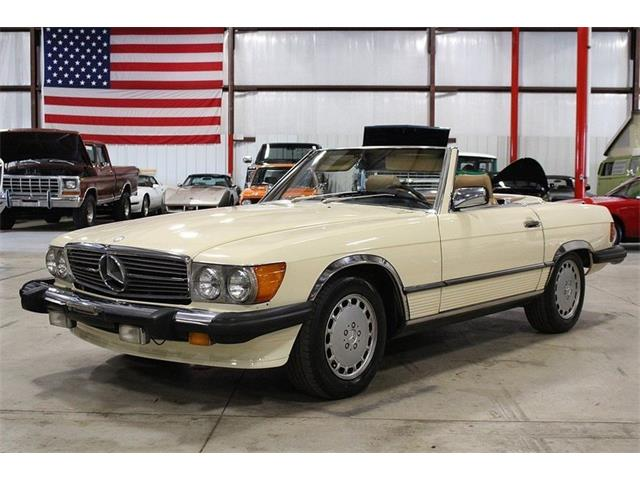 1988 Mercedes-Benz 560SL | 887492