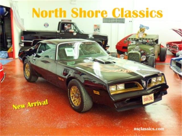 1977 Pontiac Firebird Trans Am | 887493