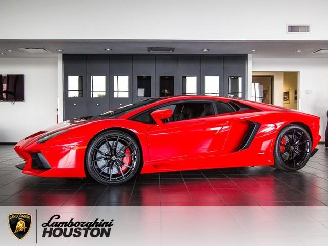2014 Lamborghini LP700-4 Aventador Coupe | 887496