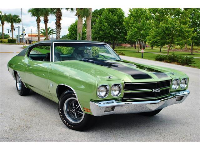 1970 Chevrolet Chevelle | 887498