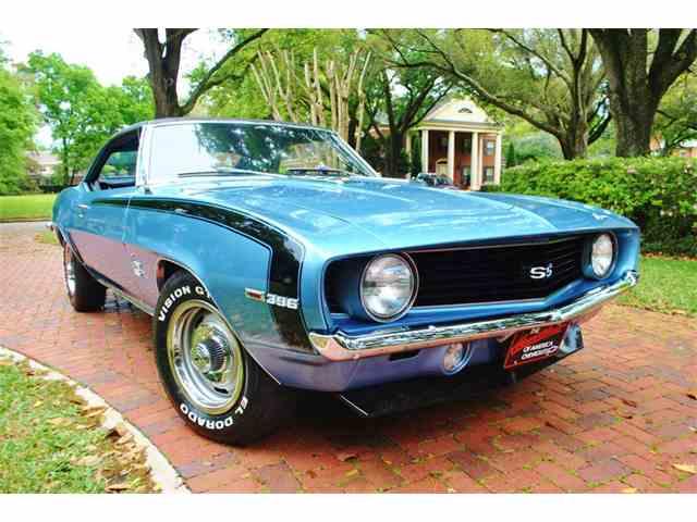 1969 Chevrolet Camaro | 887499