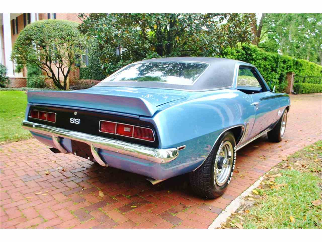 Large Picture of 1969 Chevrolet Camaro - $30,000.00 - J0SR