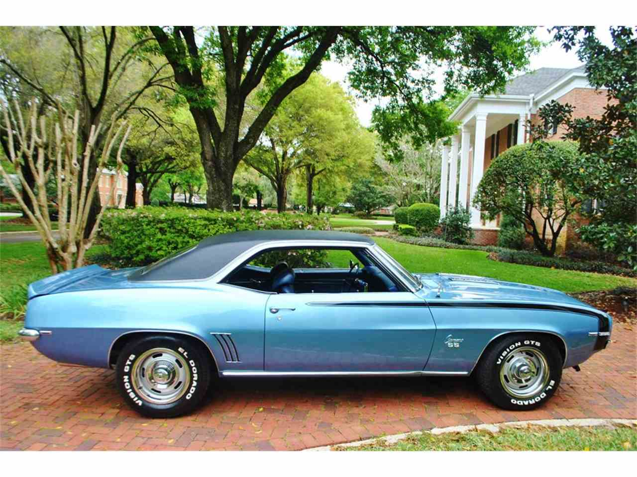 Large Picture of 1969 Camaro Offered by Primo Classic International LLC - J0SR
