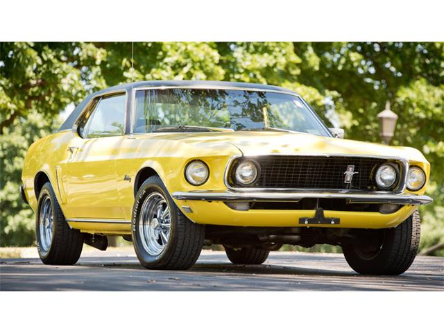 1969 Ford Mustang | 880075