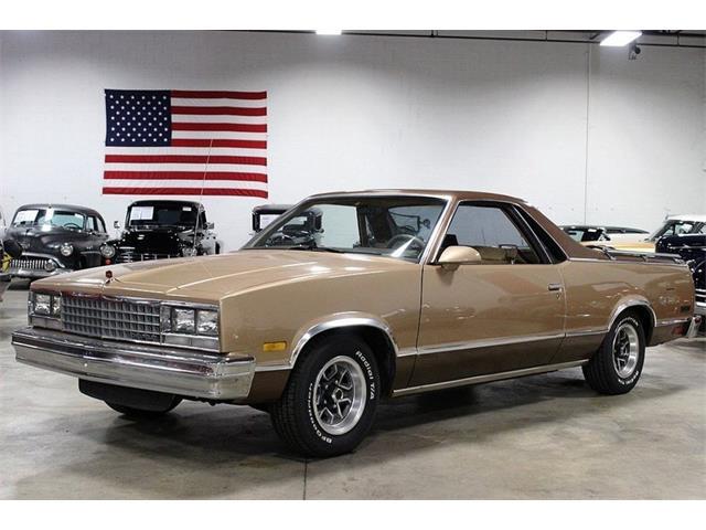 1987 Chevrolet El Camino | 887507