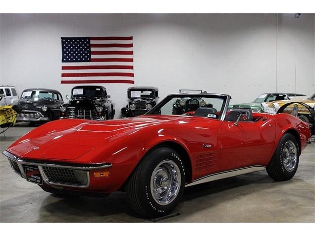 1971 Chevrolet Corvette | 887511