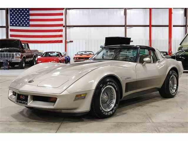 1982 Chevrolet Corvette | 887513