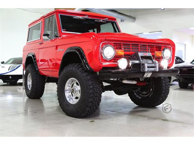 1973 Ford Bronco | 887517