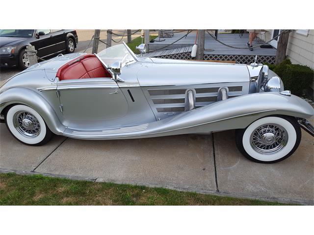 1936 Mercedes-Benz 540K Special Roadster | 887519