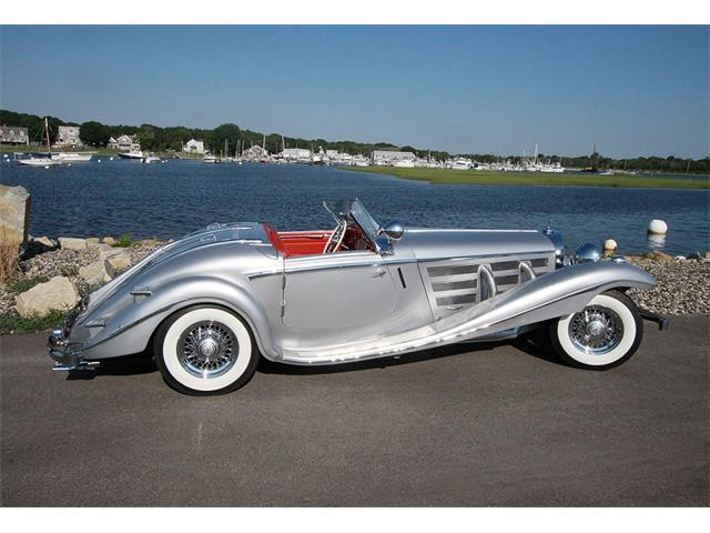1936 Mercedes-Benz 540K Special Roadster | 887519
