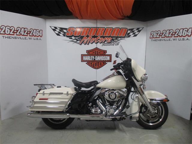 2013 Harley-Davidson® Police & Fire Electra Glide® Police | 887522