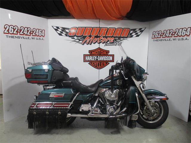 2002 Harley-Davidson® FLHTC - Electra Glide® Classic | 887523