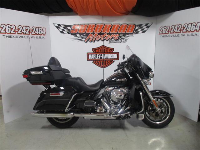 2015 Harley-Davidson® FLHTCU - Electra Glide® Ultra Classic® | 887525