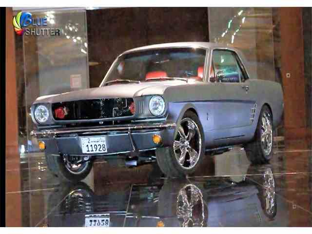 1966 Ford Mustang | 887535
