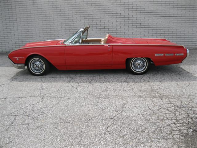 1962 Ford Thunderbird Sports Roadster | 887539