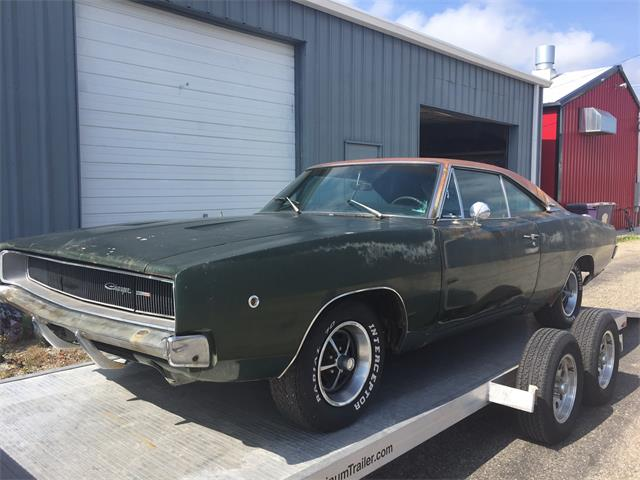 1968 Dodge Charger | 887540