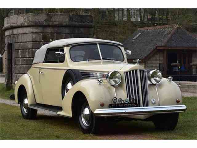 1938 Packard Super Eight | 887543