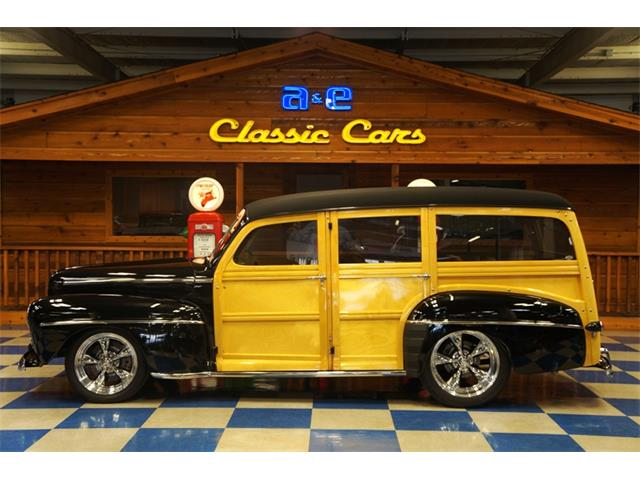 1947 Ford Woody Wagon | 887547