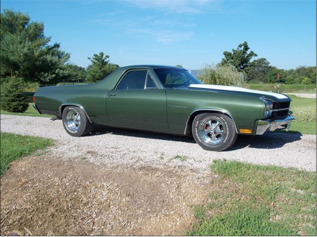 1970 Chevrolet El Camino | 887549