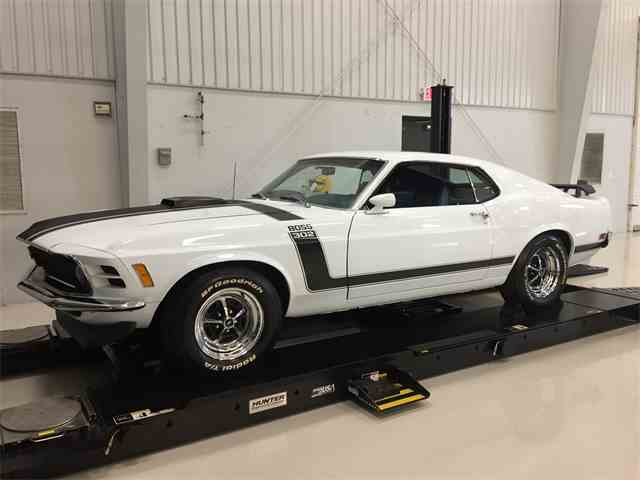 Picture of '70 Mustang Boss 302 - J0U8