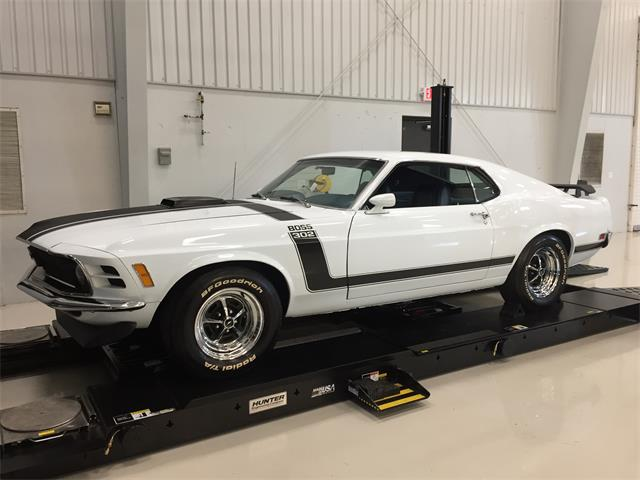 1970 Ford Mustang Boss 302 | 887552