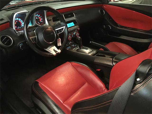 2011 Chevrolet Camaro SS | 887554