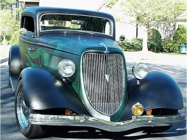 1934 Ford Coupe | 887557