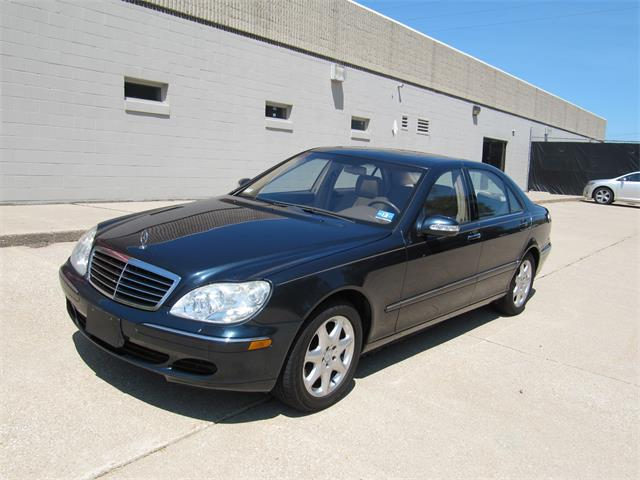 2003 Mercedes-Benz S500 4 Matic | 887570