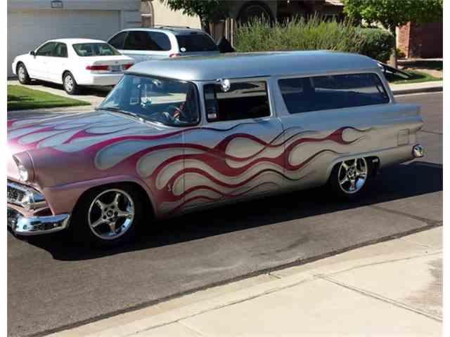 1955 Ford Ranch Wagon | 887572