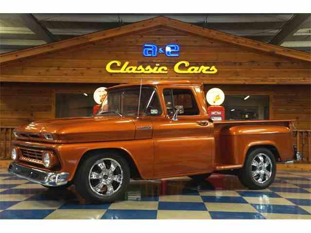 1962 Chevrolet C/K 10   887576
