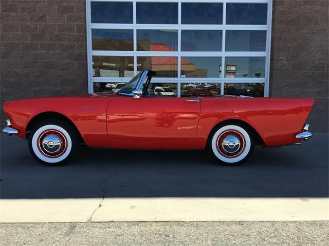 1961 Sunbeam Alpine | 887585