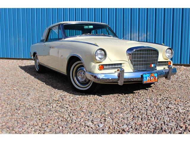 1963 Studebaker Gran Turismo | 887599