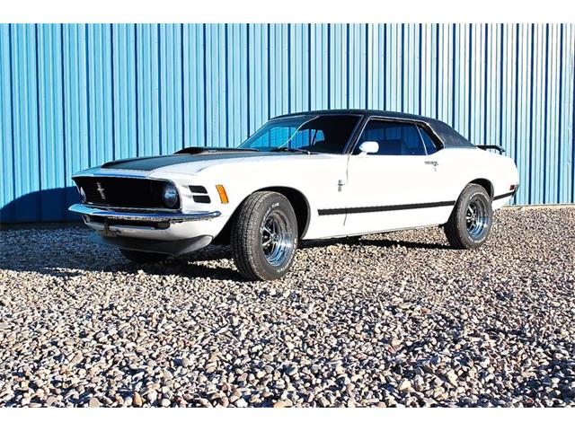 1970 Ford Mustang | 887603